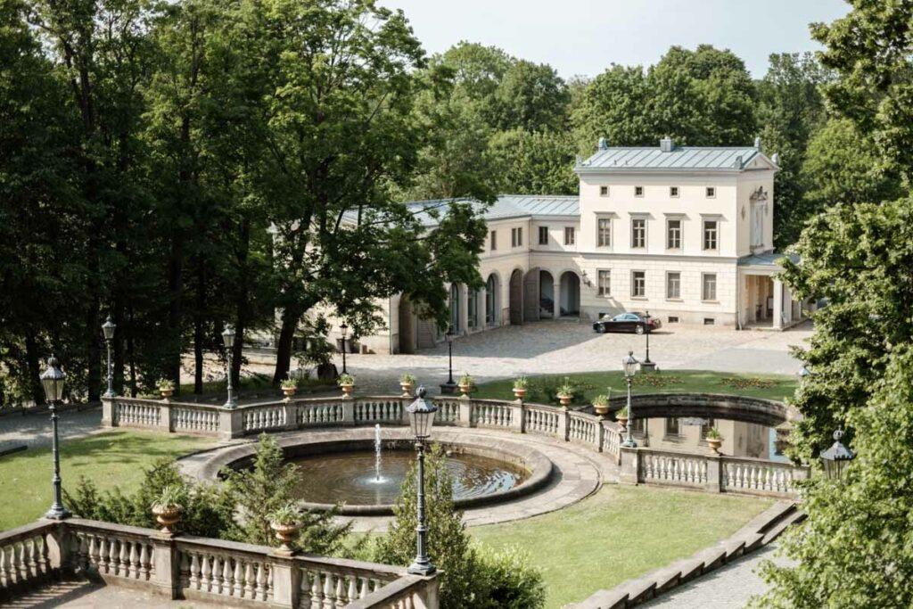 Schloss Albrechtsberg Dresden für Hochzeit feiern