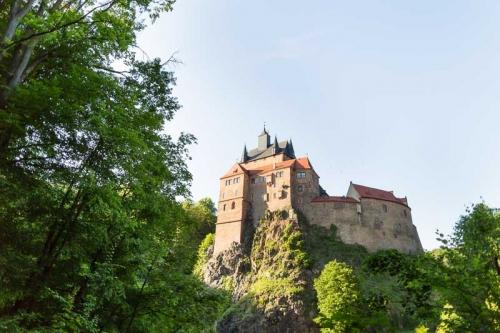 Heiraten auf Burg Kriebstein