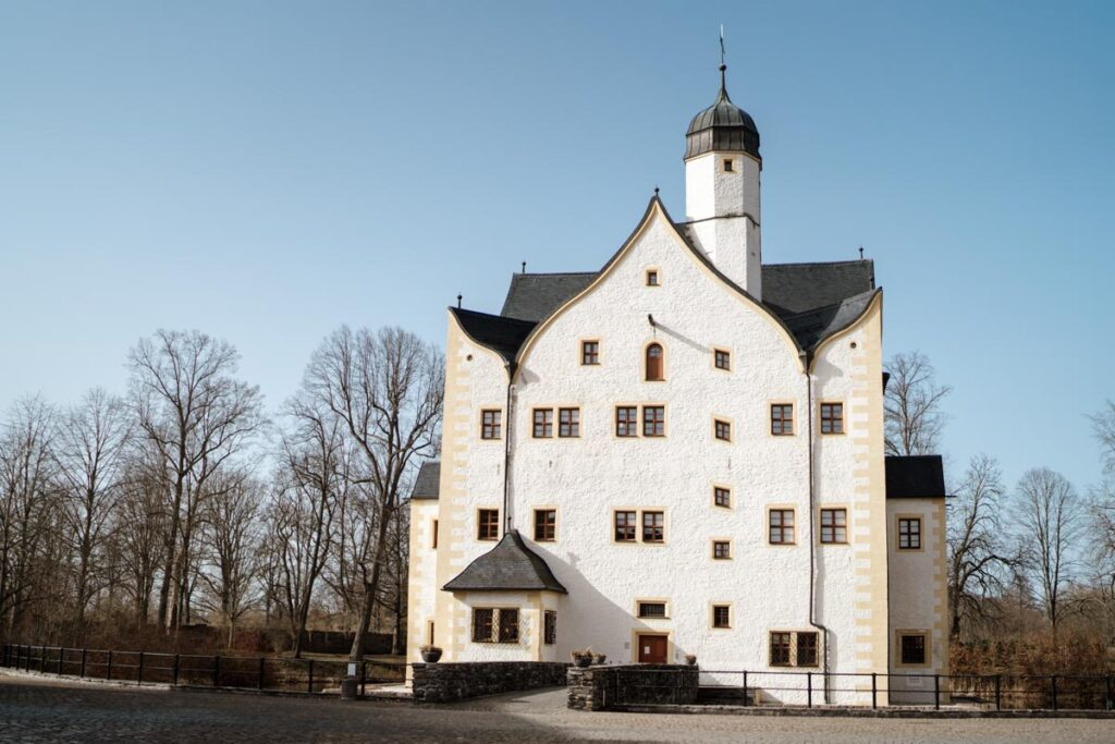 Wasserschloss Klaffenbach heiraten