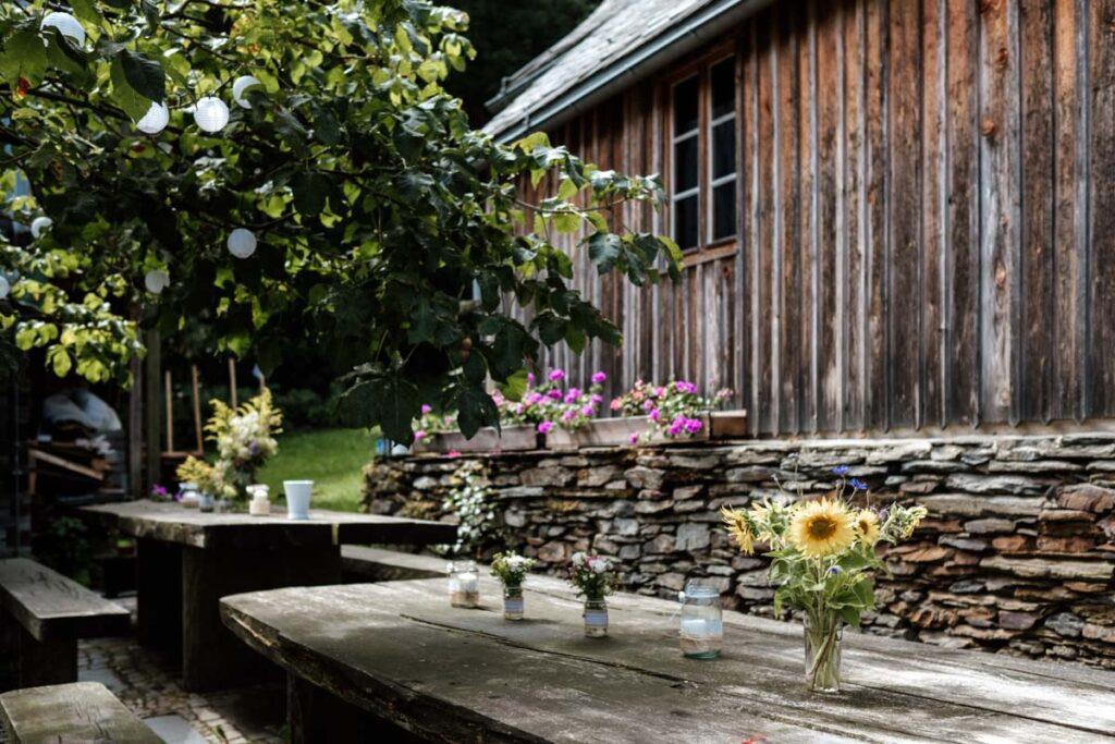 Riedelhof Heiraten im Vogtland