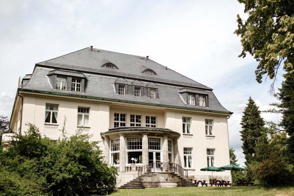 Hochzeit feiern auf Rittergut Schilbach