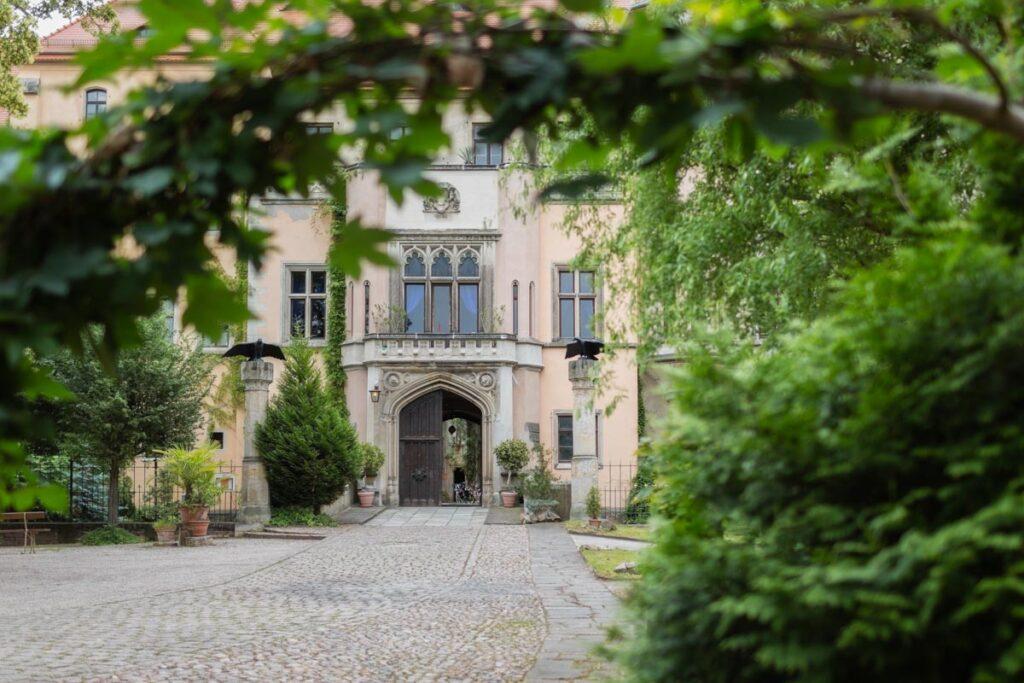 Heiraten auf Schloss Püchau bei Leipzig