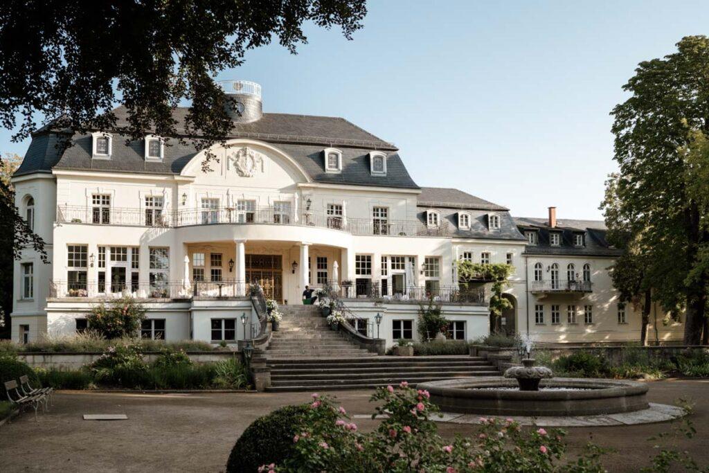 Heiraten und Hochzeit feiern auf Schloss Teutschenthal