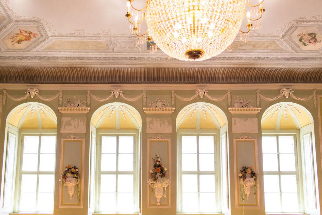 Heiraten auf Schloss Wolkenburg