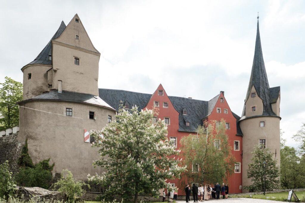 Heiraten auf Burg Stein