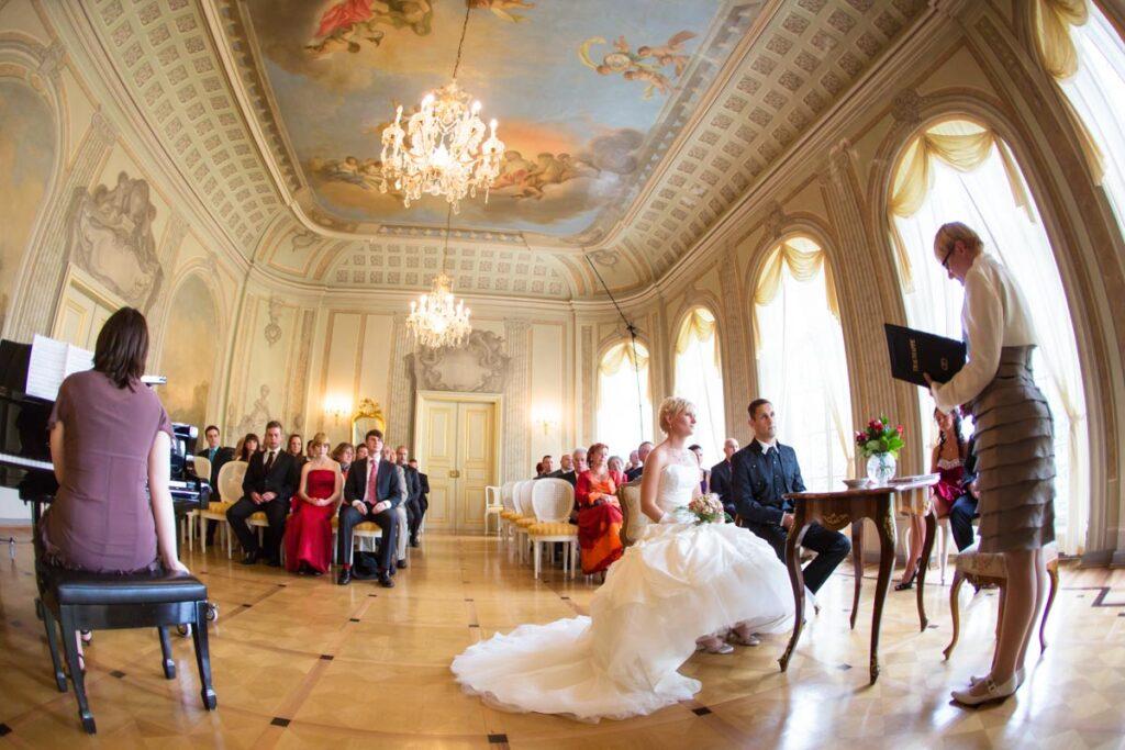 Gohliser Schlösschen in Leipzig Heiraten
