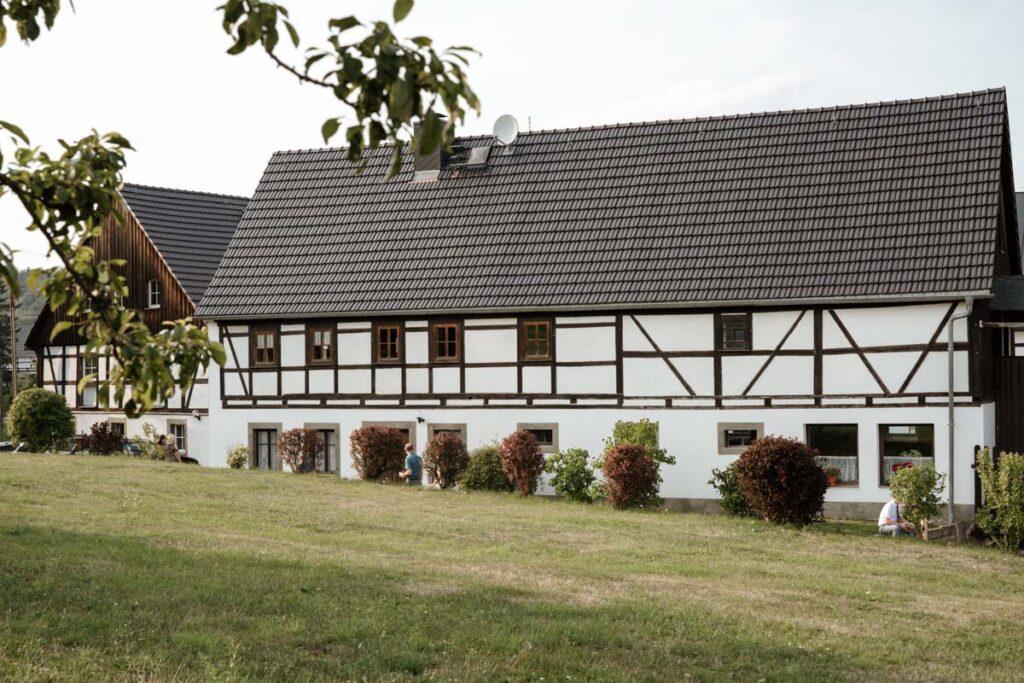 Weidegut Colmnitz Landhochzeit