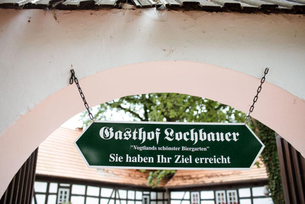 Hochzeit auf dem Hof Lochbauer bei Plauen