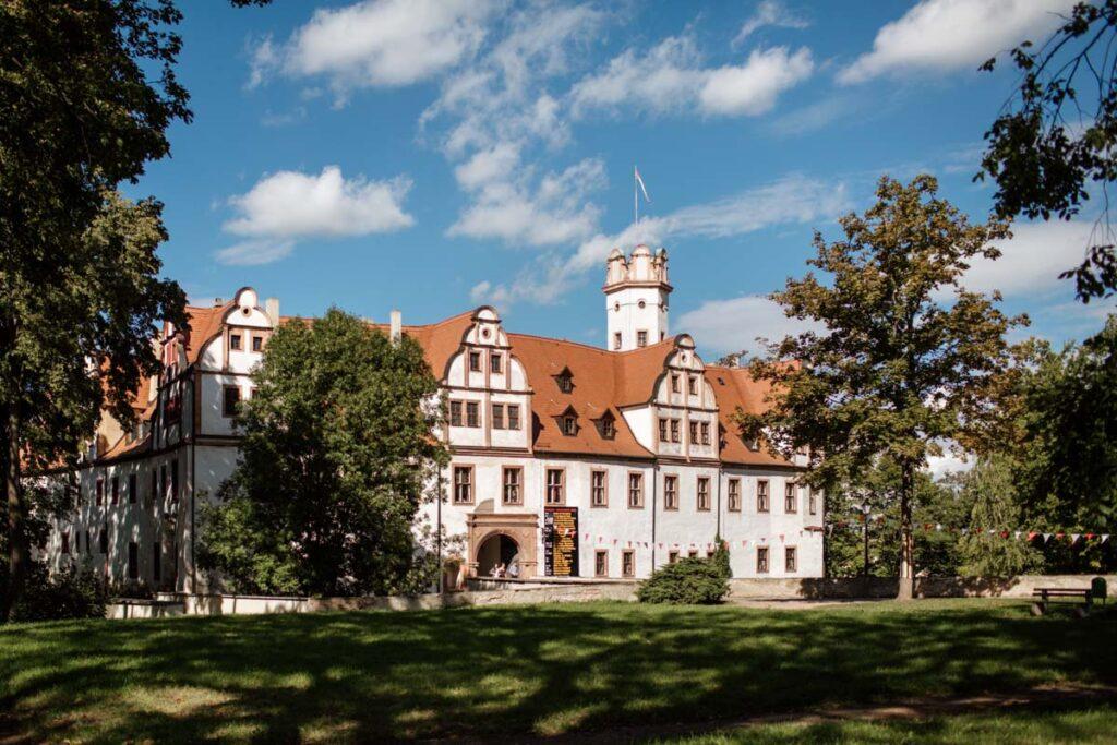 Heiraten auf Schloss Hinterglauchau