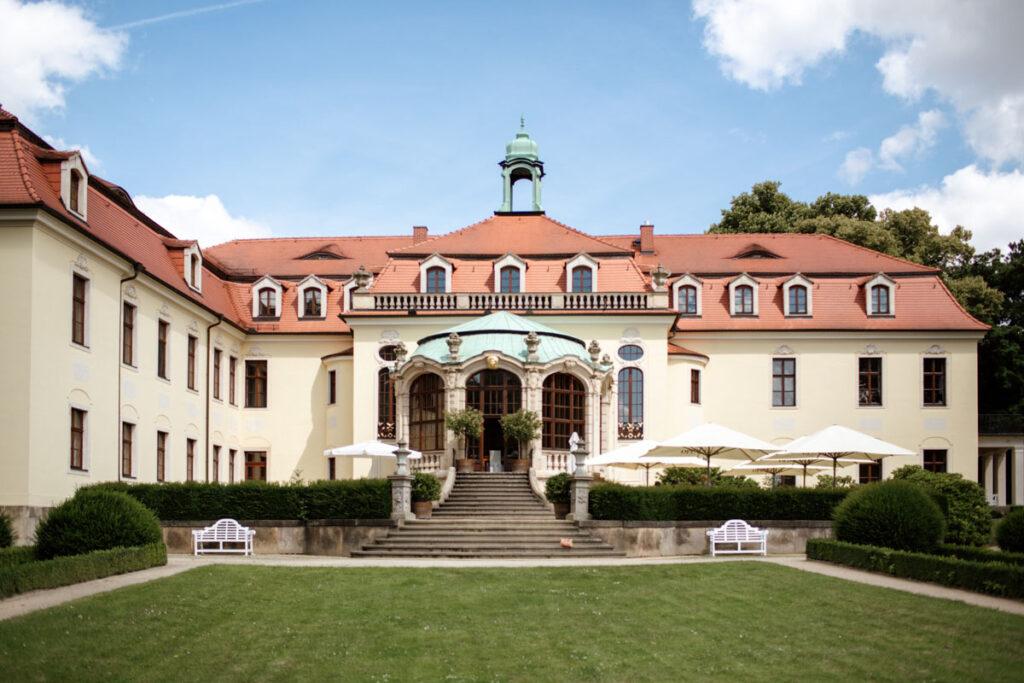 Hochzeit Schloss Proschwitz Meißen bei Dresden