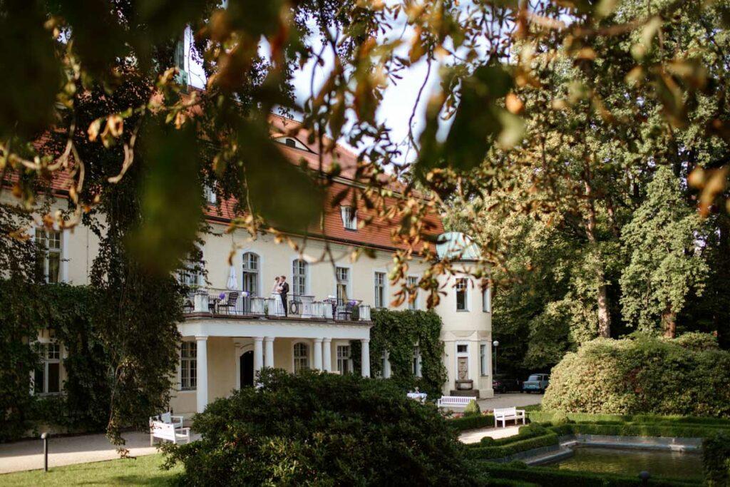 Heiraten auf Schloss Schweinsburg