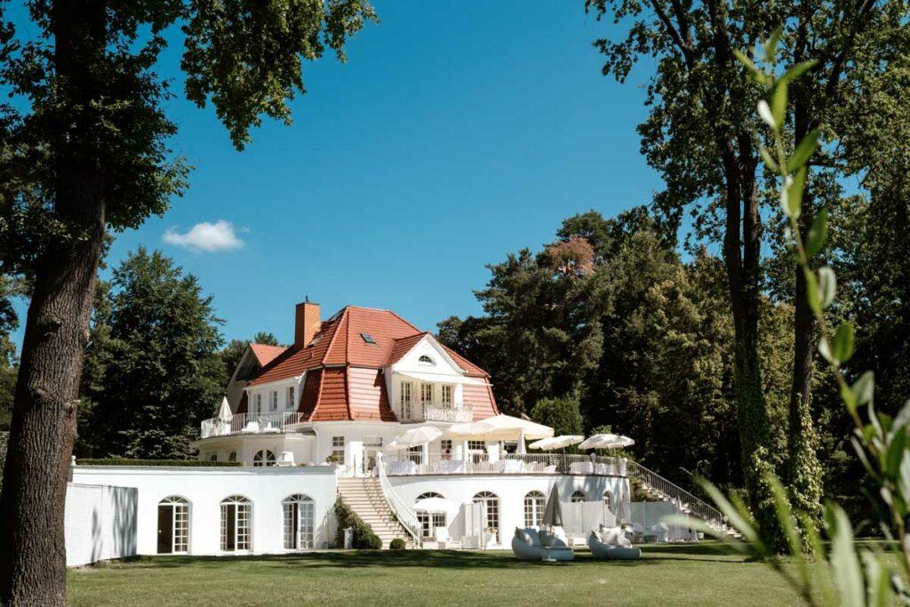 Hochzeit am Scharrmützelsee Villa Contessa
