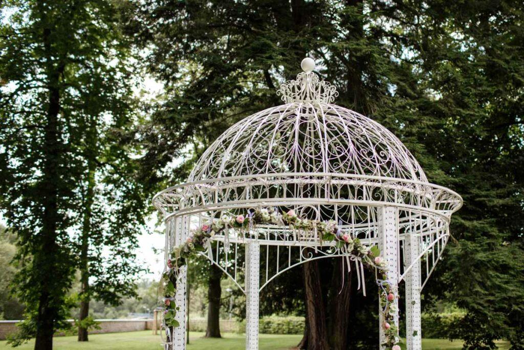 Hochzeit im Park Villa Gückelsberg