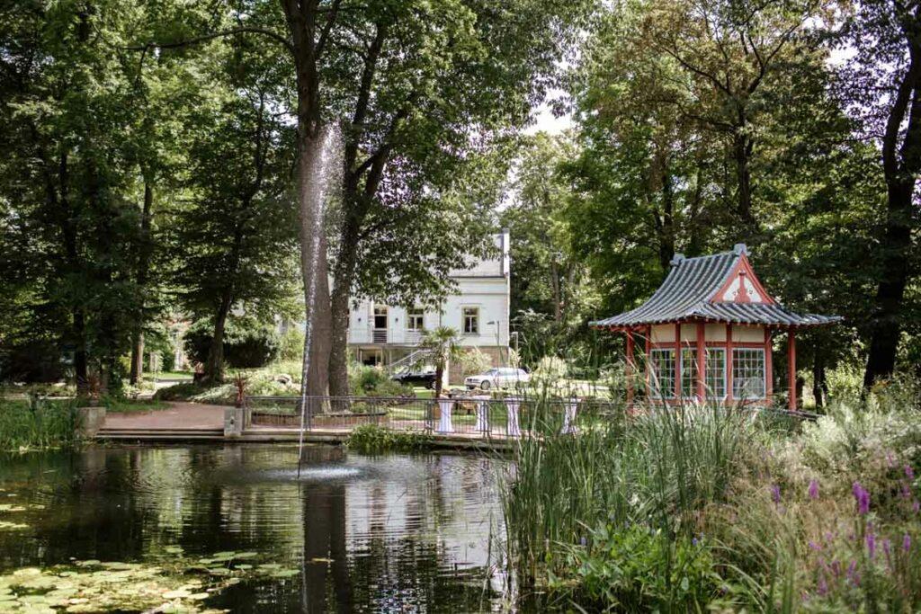 Villa Teresa in Coswig Heiraten und Hochzeit feiern